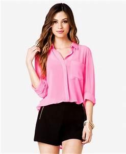 8 Standout Neon Shirts Fashion