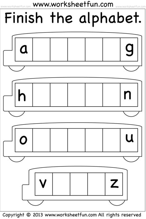 missing letters oh my baby letter worksheets school