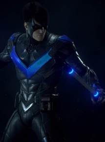Nightwing Batman Arkham Knight