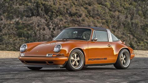 Porche Singer by The Porsche 911s Reimagined By Singer Are Lovely