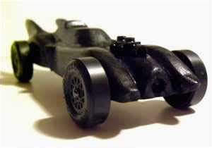collection  fast pinewood derby car templates