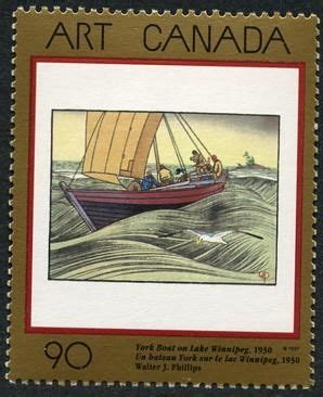 Boat Supplies Winnipeg by Canada 1635 York Boat On Lake Winnipeg 1997 90