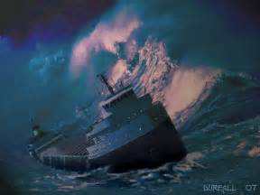 the edmund fitzgerald by dureall ships pinterest