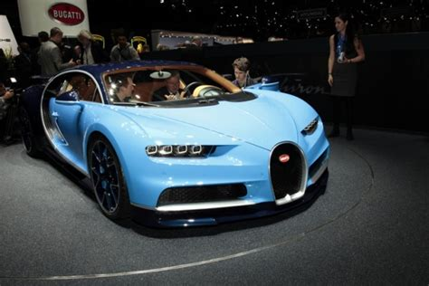 Check Out Highlights From This Year's Geneva Motor Show