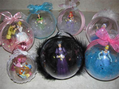 diy disney christmas ornaments     bauble