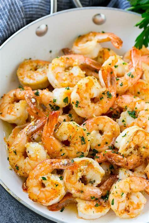 garlic butter shrimp dinner   zoo