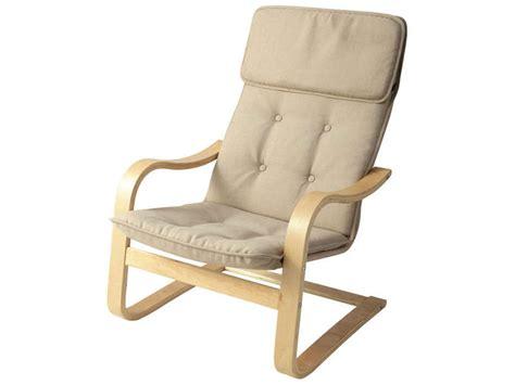 fauteuil en tissu zap coloris beige vente de tous les