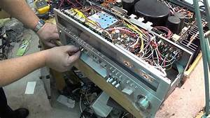 Vintage Toshiba Sa7150 Restoration