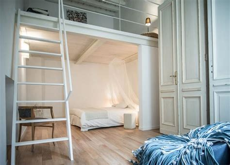 Contemporary Bedroom Design Small Space Loft Bed by 20 Space Saving Loft Designs For Modern Small Rooms