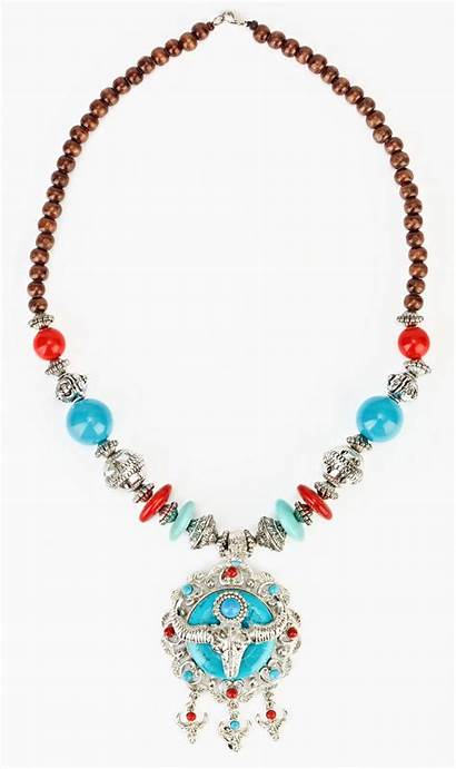 Jewelry Roman Ancient Necklace Tibetan Brief Introduction