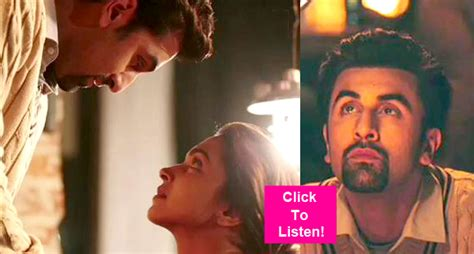 Tamasha Song Agar Tum Saath Ho Audio Teaser