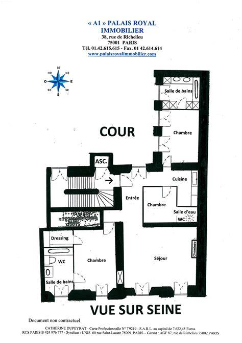 appartement 3 chambres location louer appartement meublé métro louvre rivoli pont neuf