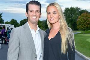 Trump Jr.'s wife rushed to hospital after white powder scare