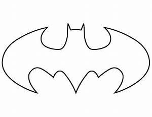 8 best images of batman pumpkin stencils free printable With batman pumpkin carving templates free