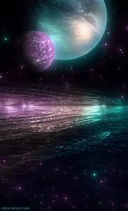 Pin by Adeela on Art | Planets art, Galaxy art, Beautiful moon
