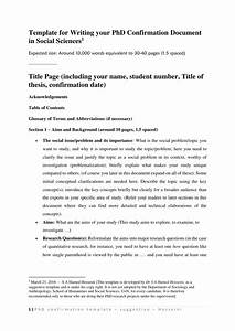 research project proposal template pdf template for writing your phd confirmation document