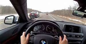 BMW 640i xDrive Gran Coupe Point of View Test Drive