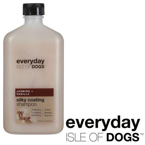 isle  dogs everyday elements silky coating schaumzeug