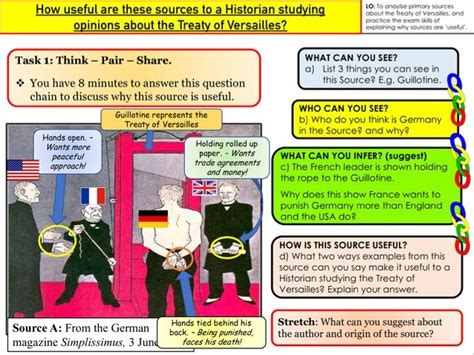 Gcse Conflict And Tension How Useful Sources About