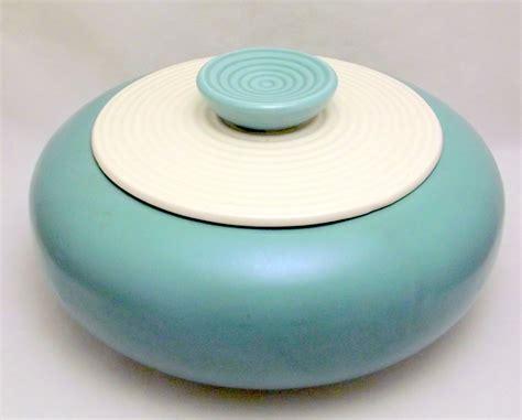 ac cuisine mid century modern ac davey california pottery covered