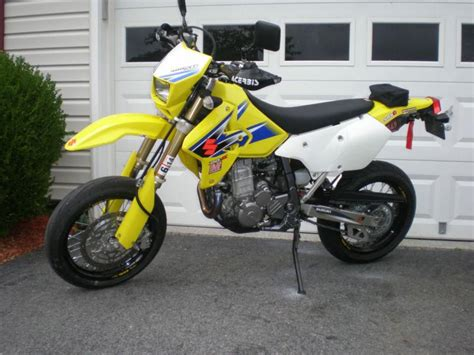 2006 Suzuki Drz400sm by Buy 2006 Suzuki Drz 400sm On 2040 Motos