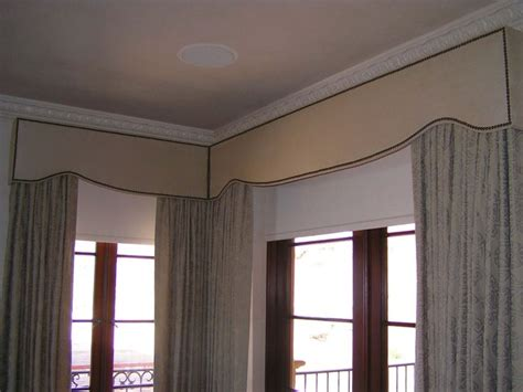 box valances  windows google search top treatments