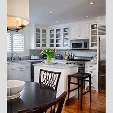 6 Creative Small Kitchen Design Ideas  Small Kitchen