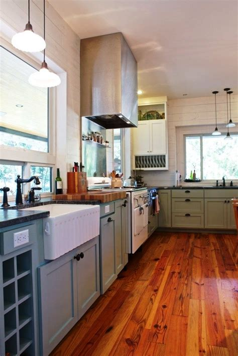 awesome farmhouse kitchen design  ideas