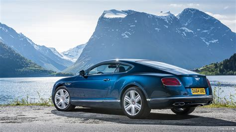 2016 Bentley Continental Gt V8 Coupe And Convertible