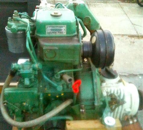 volvo penta marine diesel inboard engine  power