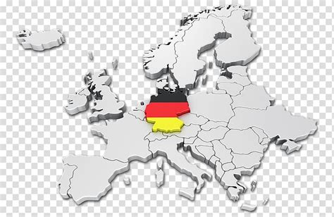 As observed on germany's physical map. 29 Germany In World Map - Maps Online For You
