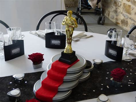 decoration mariage theme cinema mon mariage cin 233 ma focus sur la d 233 co th 232 me cin 233 ma cin 233 ma et anniversaires