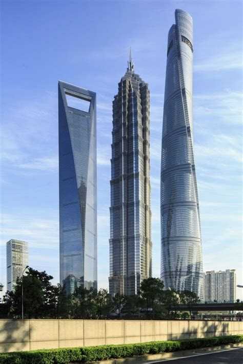 Gallery Shanghai Tower Gensler Tall Buildings