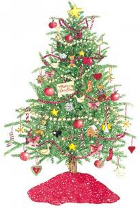 Susan Branch Christmas Tree