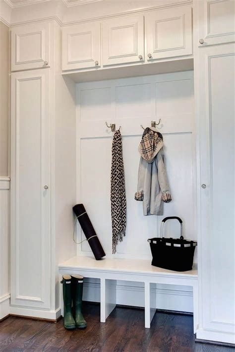 32 Small Mudroom And Entryway Storage Ideas  Shelterness. Steampunk Lamps. Slop Sink. Home Design. Lowes Shower Panels. Lapidus Granite. Settee Chair. Distressed Entertainment Center. Mid Century Modern Tv Cabinet