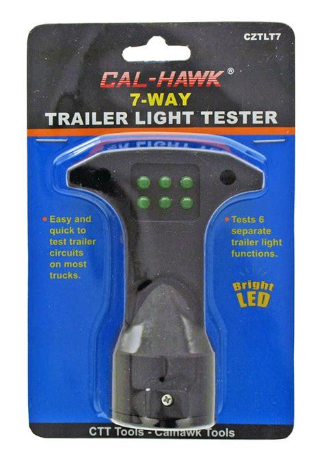 7 way trailer light tester 7 way trailer light tester