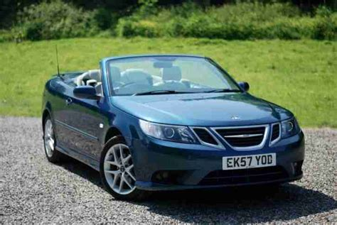 where to buy car manuals 2007 saab 42072 parking system saab 9 3 vector t blue manual petrol 2007 car for sale