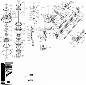 Porter Cable Fc350a Parts List And Diagram