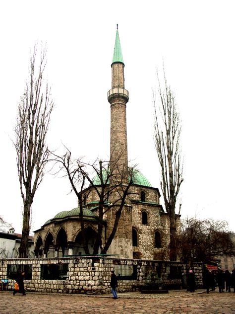 Baščaršijska džamija – Wikipedija