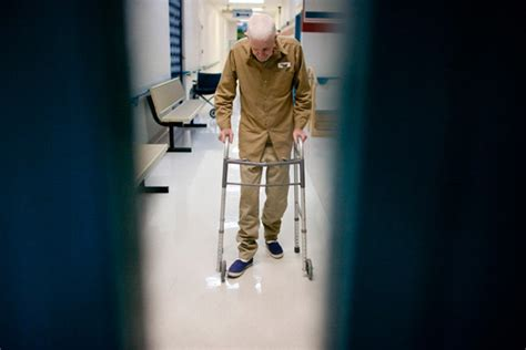 federal bureau of prisons how bureaucrats stand in the way of releasing elderly and