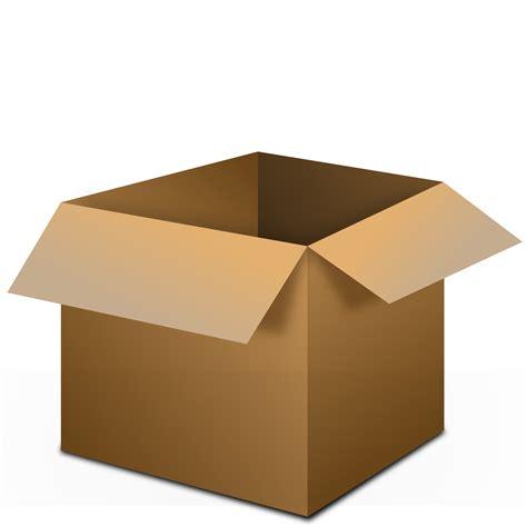 Box Clip Clipart Open Box