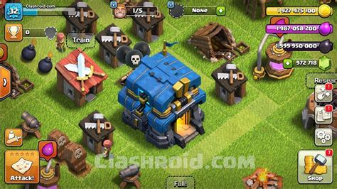 Modified Apk Clash Of Clans by Clash Of Clans Cracked Version Apk Clash Of