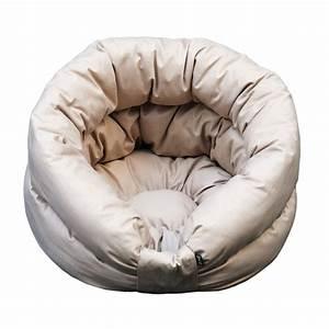 Couffin Pour Chien : couffin pour petit chien luxe beige lits chiens oh pacha ~ Melissatoandfro.com Idées de Décoration