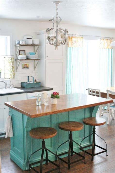 cottage kitchen islands these 20 stylish kitchen island designs will have you swooning