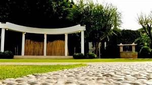 Salons De Jardins : salon de fiestas con jardin youtube ~ Teatrodelosmanantiales.com Idées de Décoration
