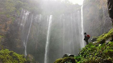 alamat  rute menuju air terjun tumpak sewu lumajang