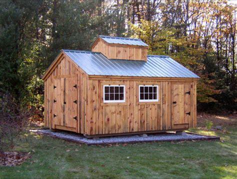 shed farm homestead kits    sugar shack shed