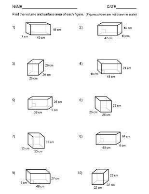 8 Best Images Of Volume Worksheets Grade 5  4th Grade Science Worksheets Density, 5 Grade Math