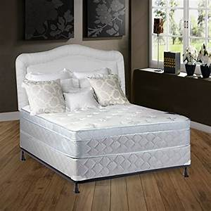 continental sleep mattress 10 plush pillowtop eurotop With best mattress without box spring