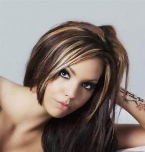 Dark Brown Hair with Caramel Highlights   Hair And Beauty ...